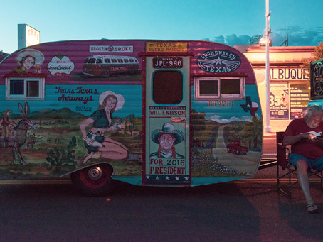 Route 66 Summerfest Street Photography