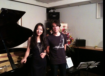 Kiyotsugu Amano, Akiko Grace