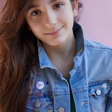 Sasha Bogosian she/her (13 yrs old)
