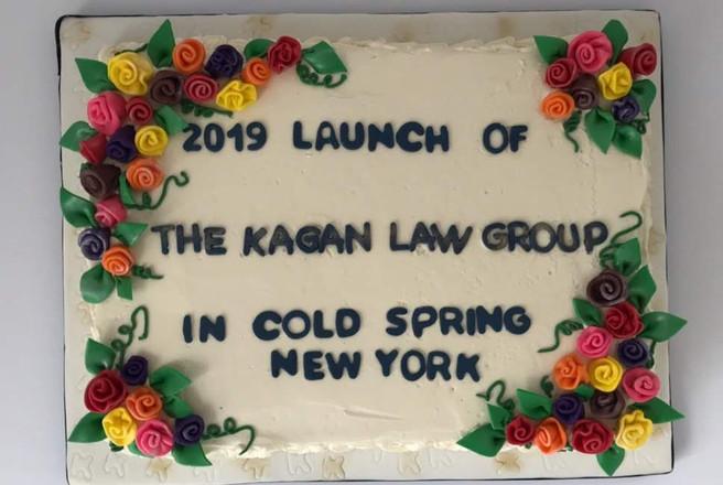 Kagan Law Group Launch cake.jpg