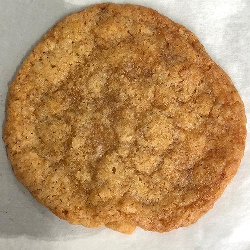 Maple Vanilla Crunch Cookie