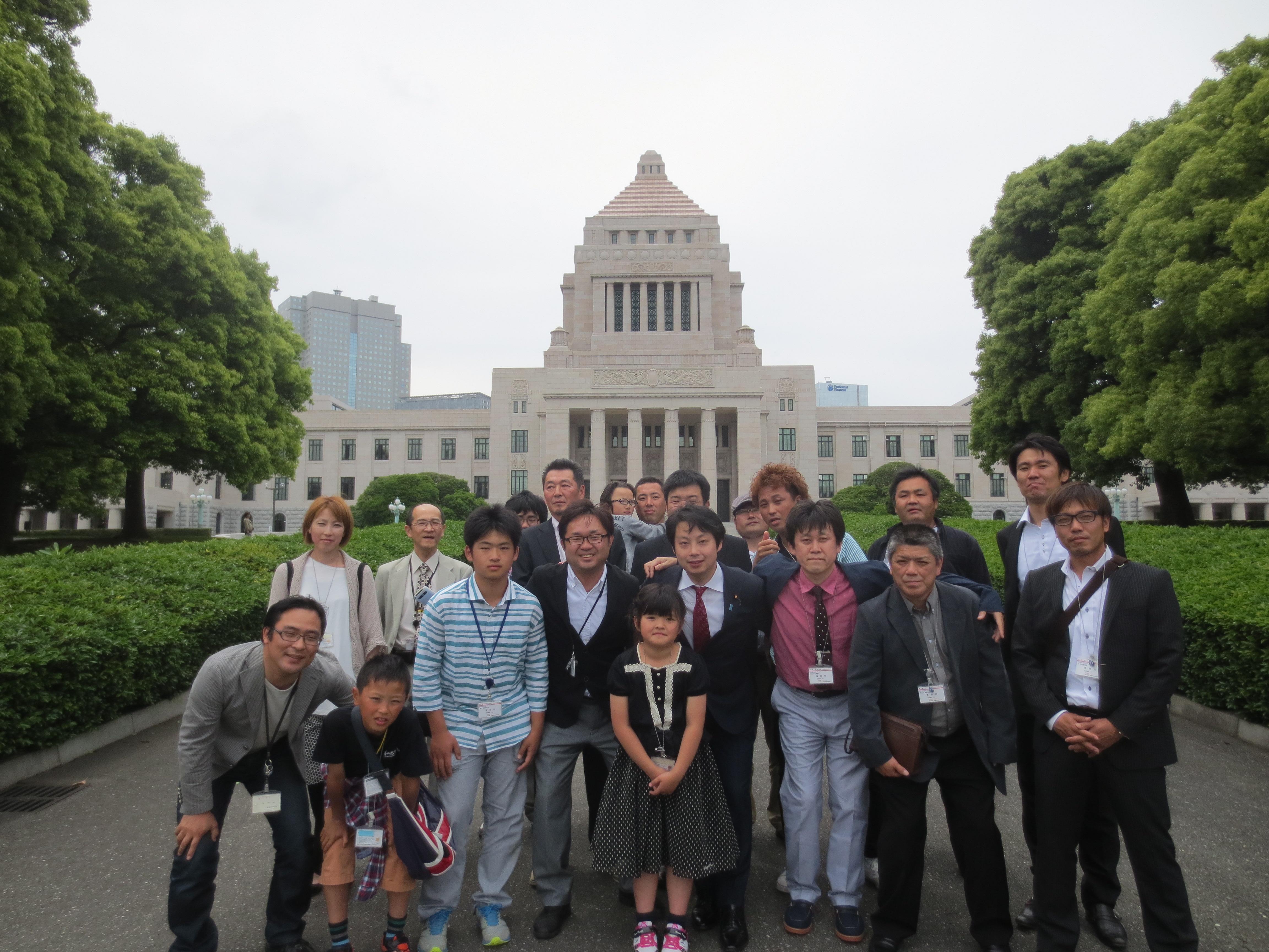 国会見学 3