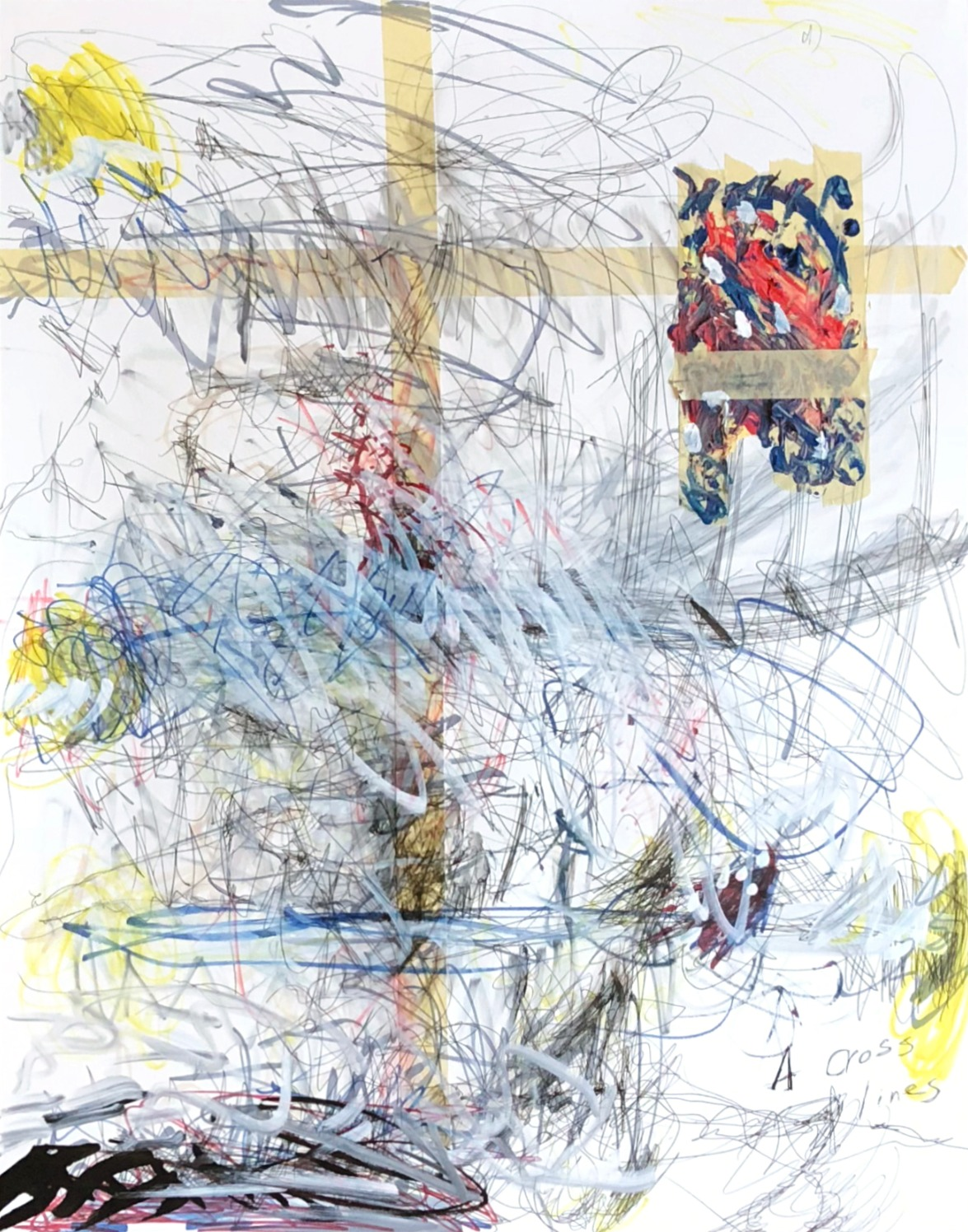 A Cross Lines (795 2/18)