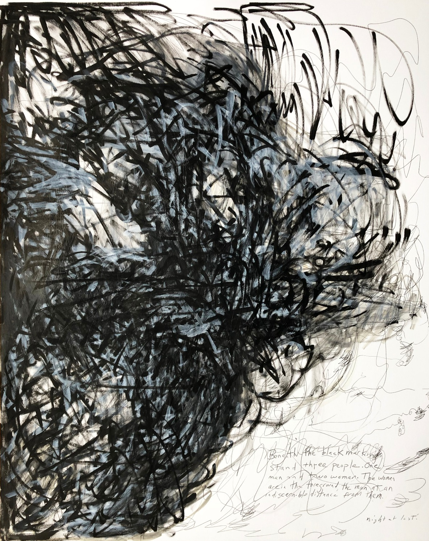 Beneath The Black Marks (787 1/18)