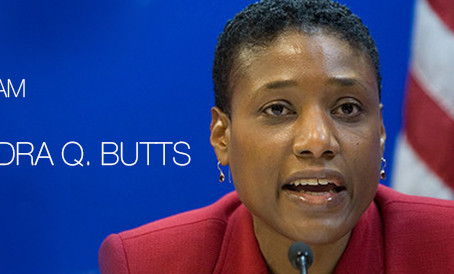 For Cassandra Butts Who Made a Way Out of No Way for Rape and Sexual Assault Survivors at the UN