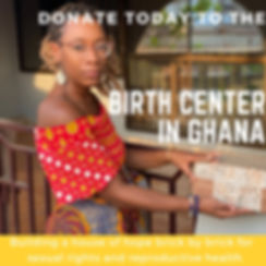 The Learning House and Birth Center in G