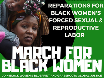 March for Black Women (M4BW) 2019