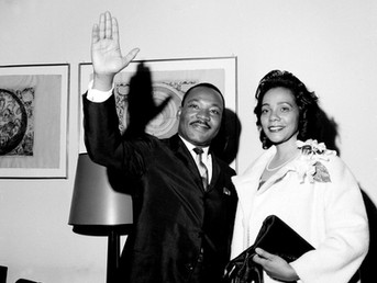#MLKDay: Coretta Scott King and Edith Savage-Jennings Remember Martin Luther King in Poignant Letter