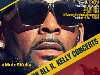 ACTION TOOLKIT: Shut It Down! Black Women Protest and Boycott R. Kelly Concert