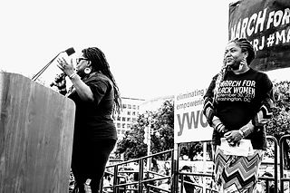March for Black Women Tee for Members.jp