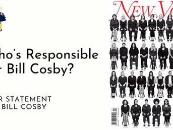 Who's Responsible for Bill Cosby?