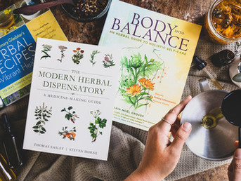 Building an Herbal Library: Our Favorite Botanical Books