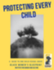 Protecting Every Child - Official Black