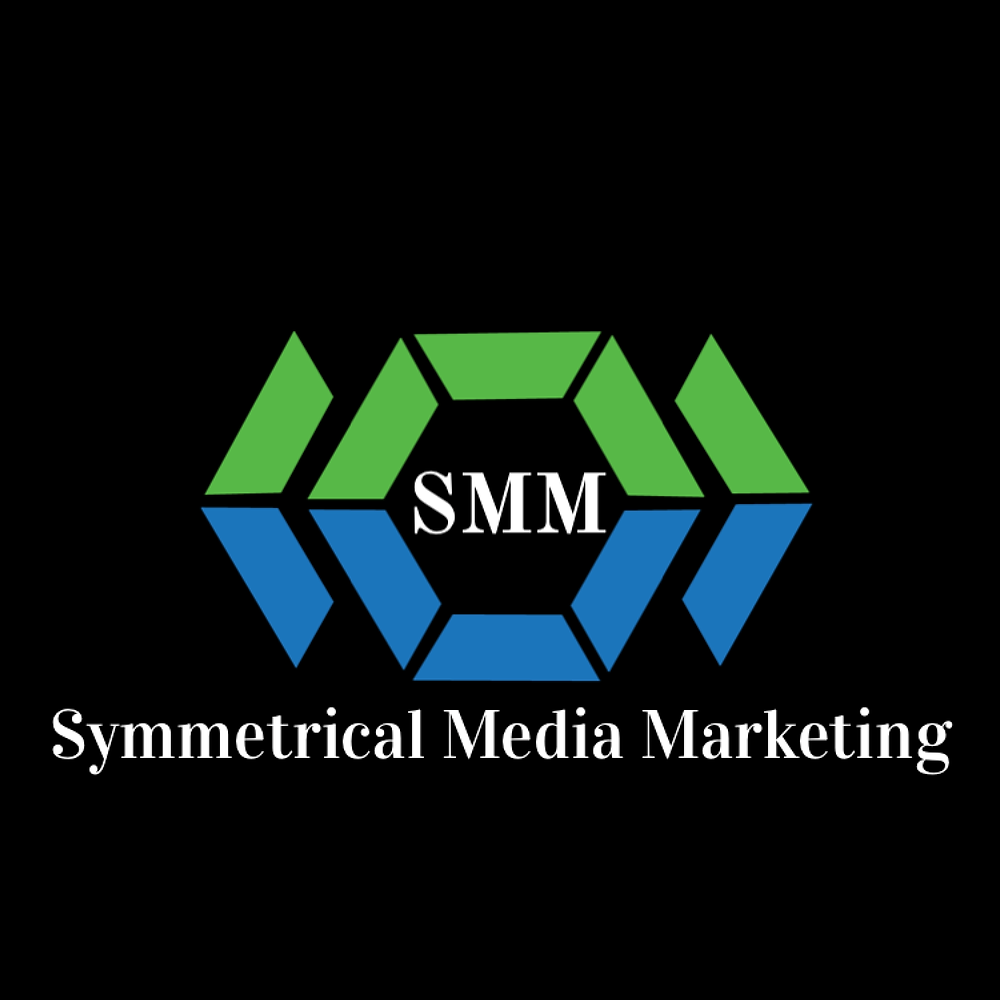 Alternate Symmetrical Media Marketing Logo