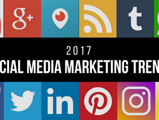 Social Media Marketing in 2017