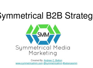Symmetrical B2B Social Media Marketing Strategy