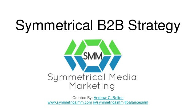 Symmetrical B2B Social Media Strategy