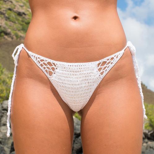d1dfb80561 Lanikai Crochet Bikini Bottom