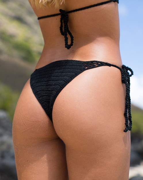 18d4eff1f6 Our newest Crochet addition, the Lanikai Bikini Bottom. Inspired by the  stunning Lanikai Beach on Oahu, these bottoms are just as naturally  beautiful and ...
