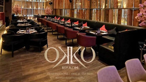 Head of Social Media for the exclusive OKKU restaurant - Saudi Arabia. Sample my tasty posts here.
