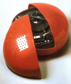 עיצוב בשנות ה- 60 Design in the 60's
