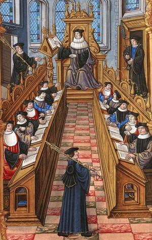 האוניברסיטאות המדיאבליות The Medieval Universities