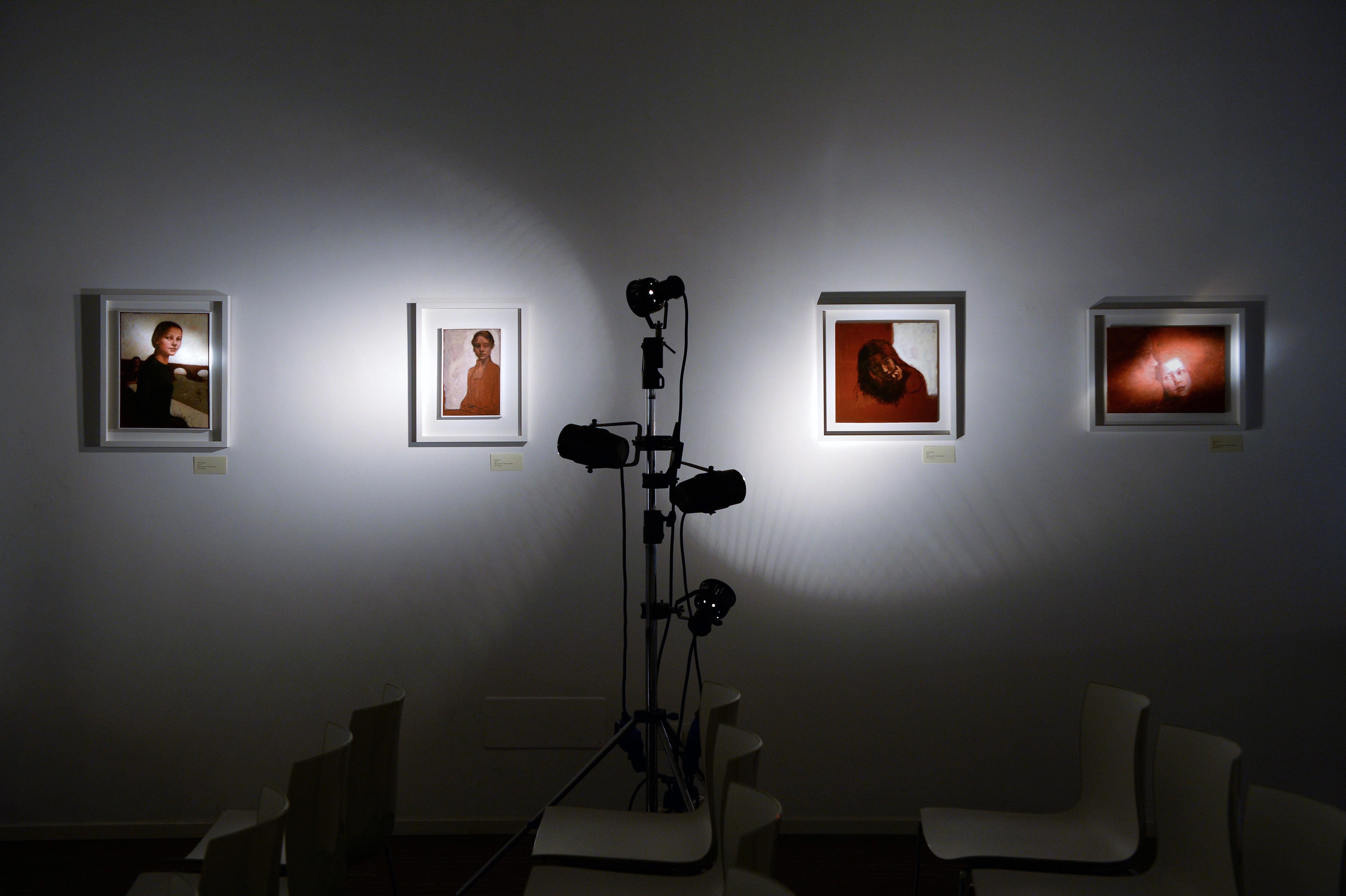 Lucianell Cafagna, Palazzo Merulana, RvB Arts