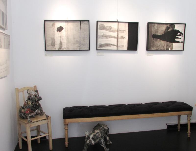 Leonardo Blanco, RvB Arts Art Gallery