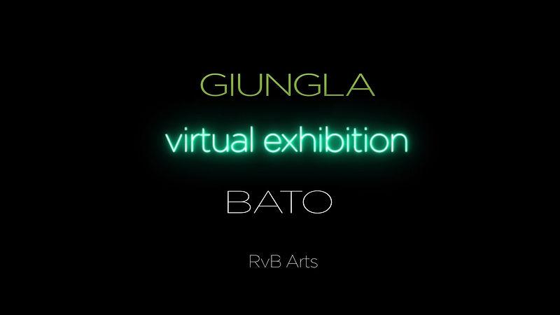 giungla bato virtual exhibition rvb arts