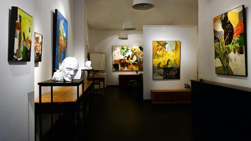 Luca Zarattini, RvB Arts
