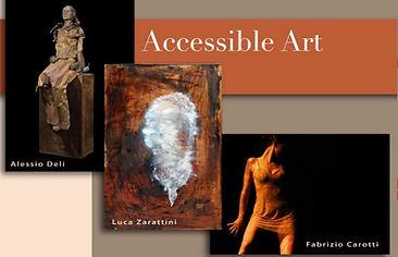 accessible art november 2012