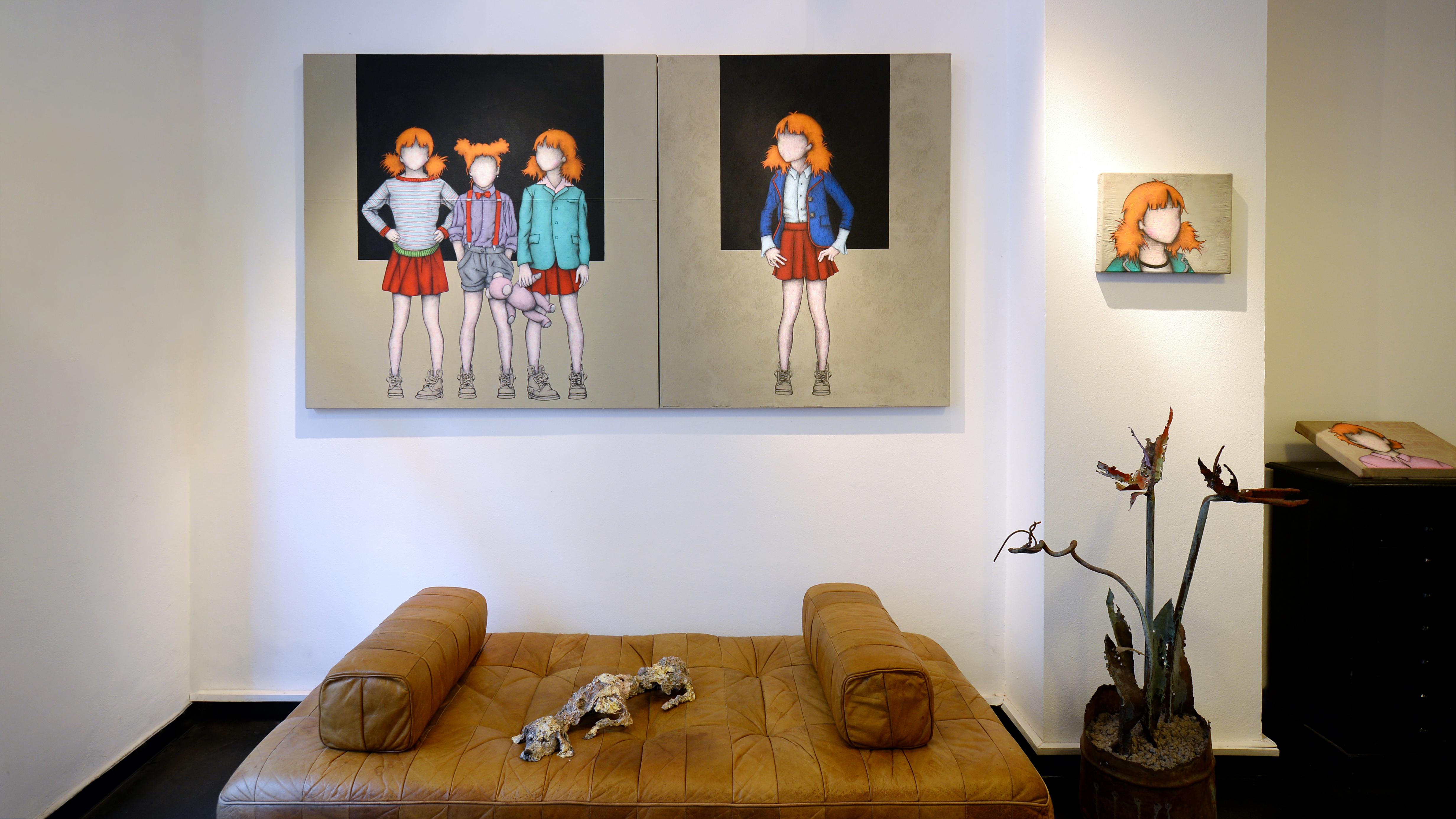 Roberto Fantini, RvB Arts art gallery