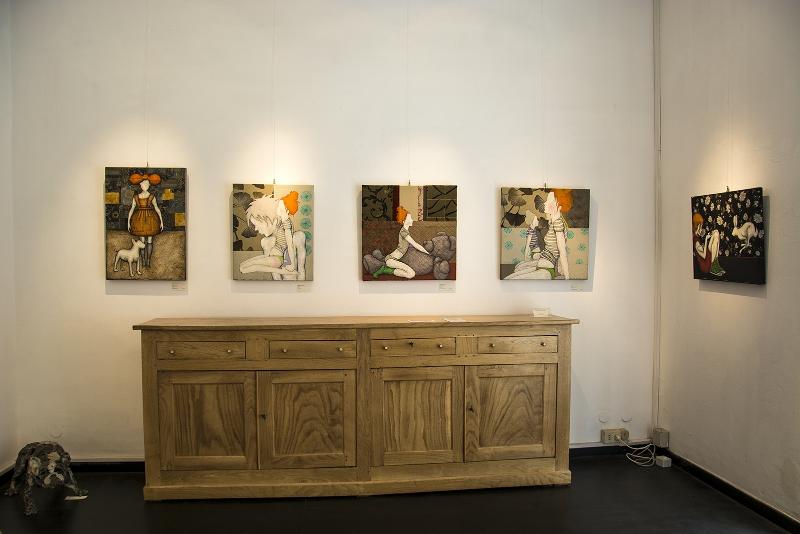 fantini artist rvb art gallery intern