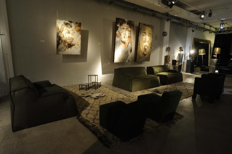 Stuarr Baxter Garage, RvB Arts