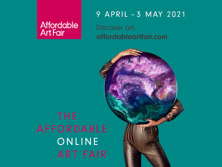 RvB Arts @ Affordable Online Art Fair