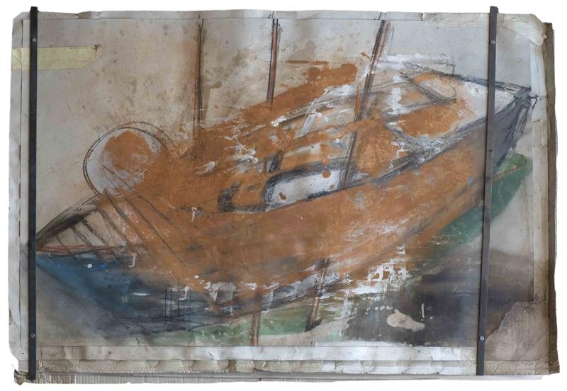 barca-iii-tecnica-mista-su