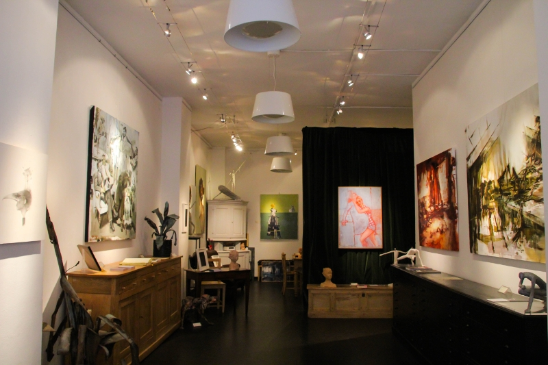 RvB Arts, Contemporary art gallery in Rome