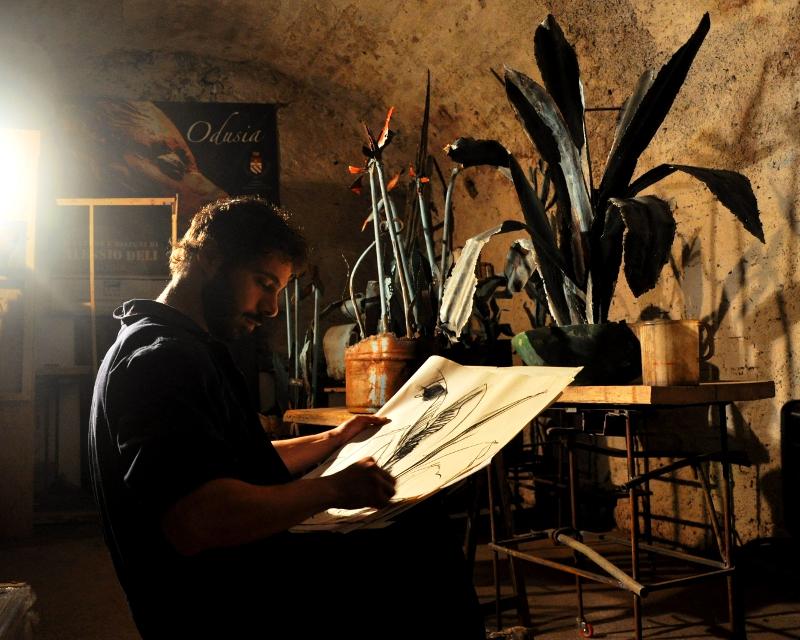 Alessio-Deli-in-studio