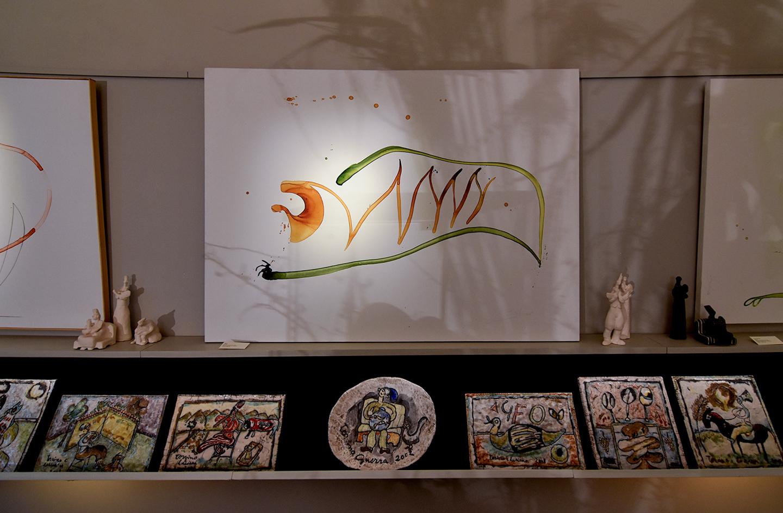 Bato Museo Tonino Guerra, RvB Arts