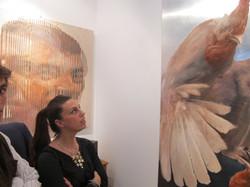 Nicola Pucci artist, RvB Arts
