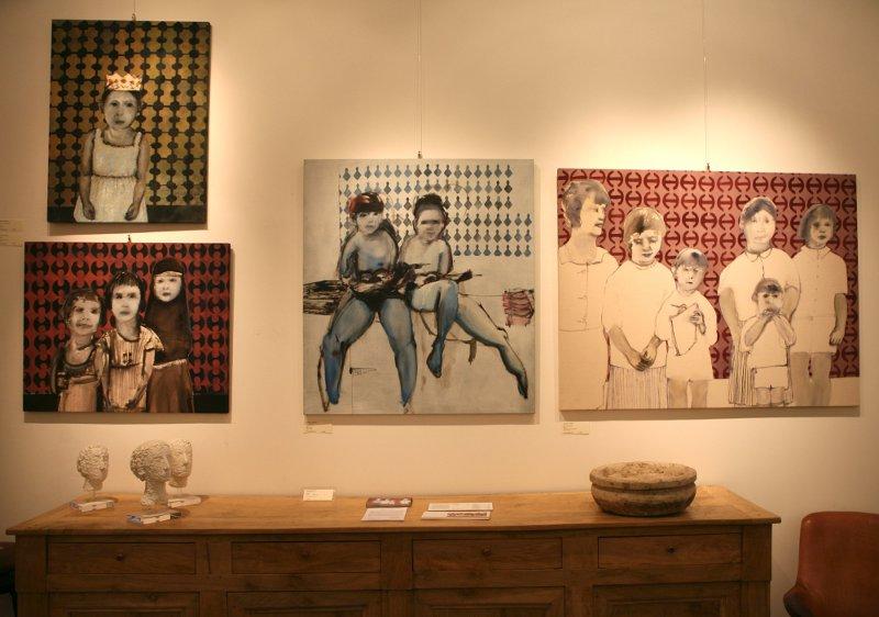 Christina Thwaites, RvB Arts