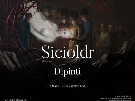 Sicioldr   Solo Show at MUSAS Museum