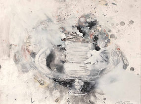 16 NATURA MORTA CON BICCHIERE, 2019, Grafite e olio su carta, 45 x 55 cm, Prezzo 1.000.jpg