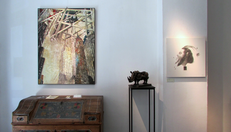 Luis J. Fernandez, RvB Arts