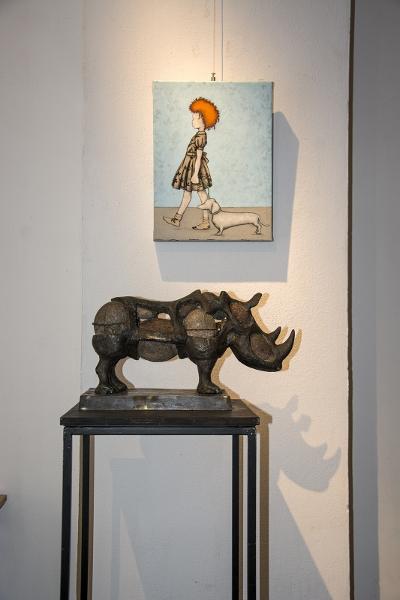 fantini se vedi due rinoceronti