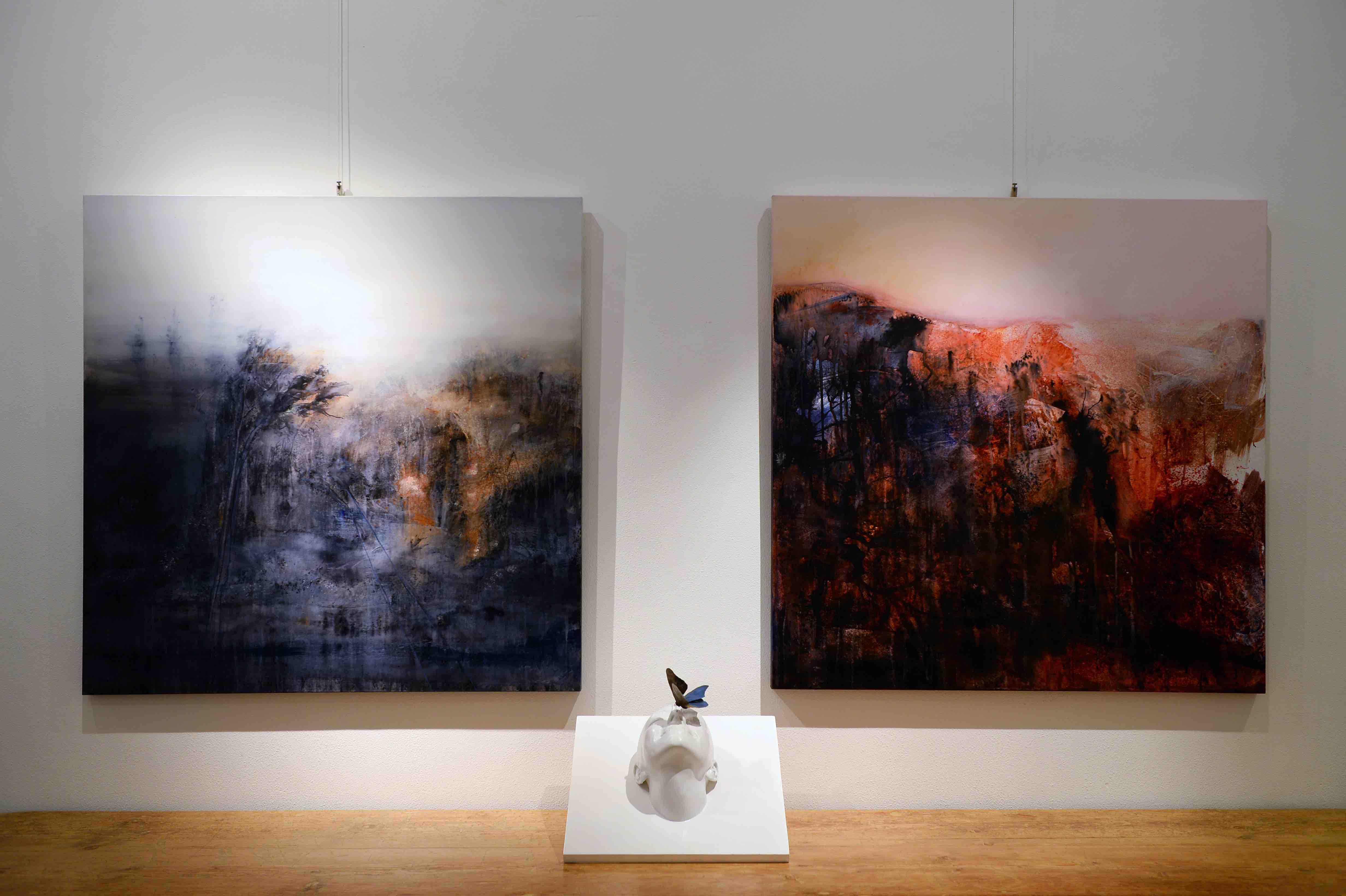 Kristina Milakovich, Fabio Imperiale, RvB Arts