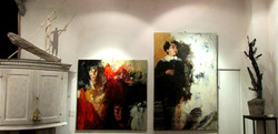 Beauty and the Beast, RvB Arts art gallery