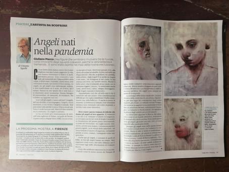 MACCA | Articolo su PANORAMA a cura di Vittorio Sgarbi