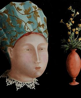 Giulio Rigoni_Volto con vaso rosa.png