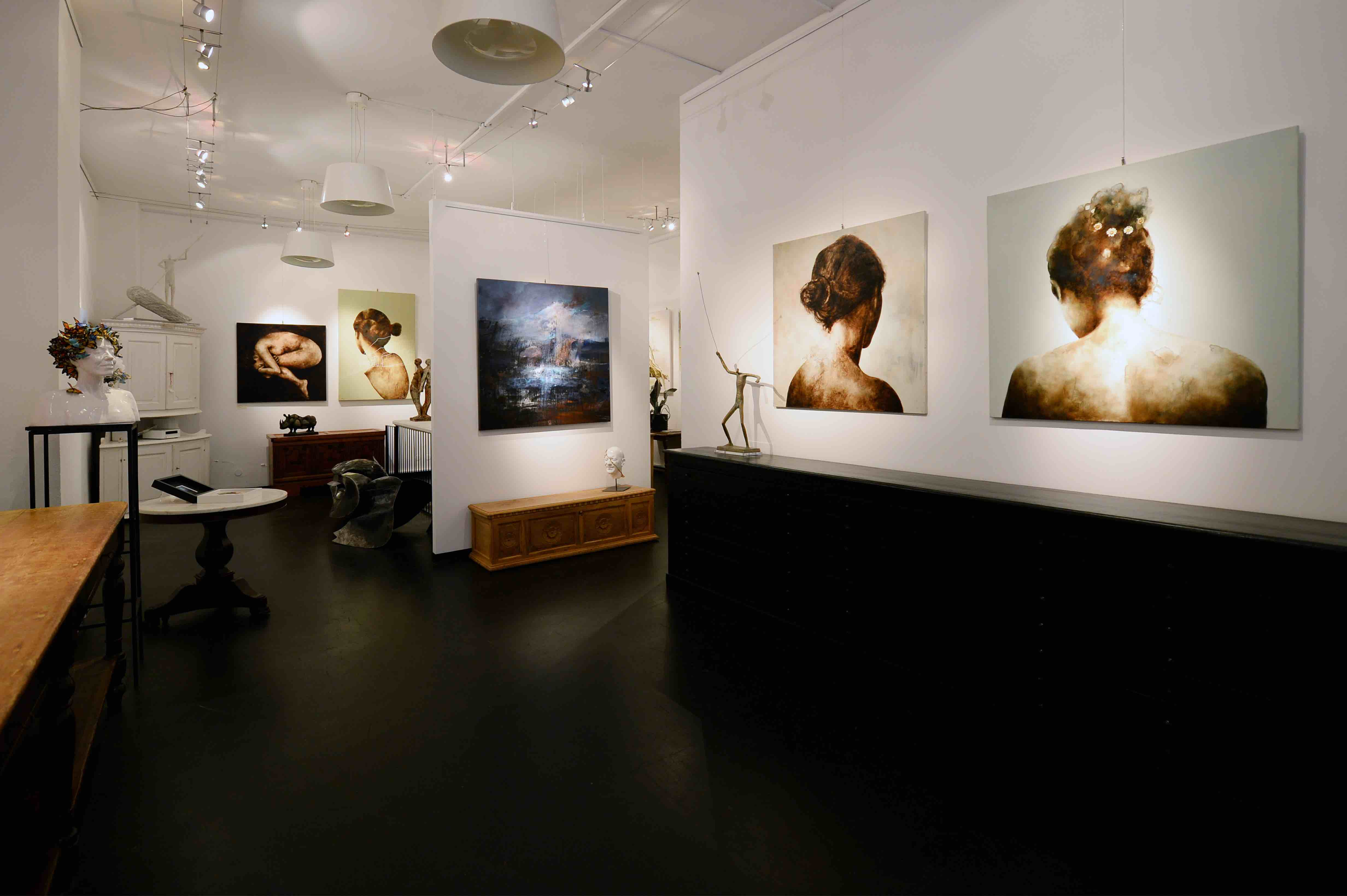 BackScape RvB Arts gallery Rome